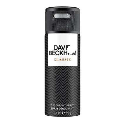 David Beckham Classic Deodorant For Men - 150ml