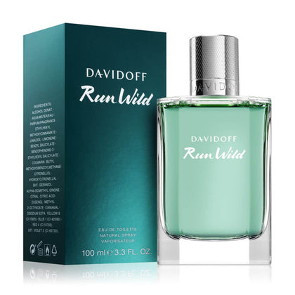 Davidoff Run Wild Eau De Toilette For Men 100ml