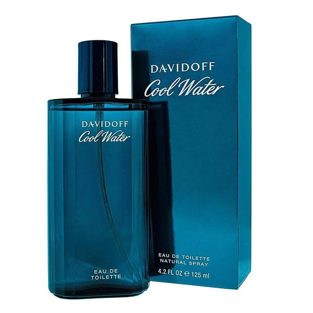 Davidoff Cool Water For Men Perfume - 125ml
