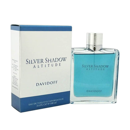 Davidoff Silver Shadow Altitude For Men Perfume - 100ml