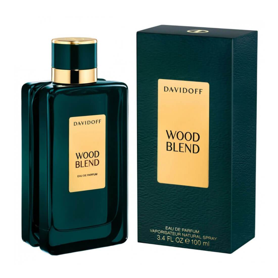 Davidoff Wood Blend Perfume - 100ml