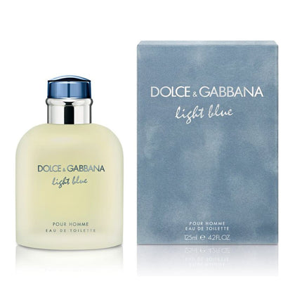 Dolce & Gabbana Light Blue Pour Homme For Men Perfume - 125ml