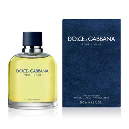 Dolce & Gabbana Pour Homme For Men Perfume - 200ml