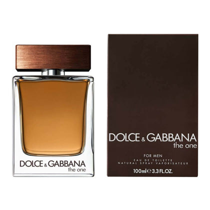 Dolce & Gabbana The One For Men Eau De Toilette For Men 100ml