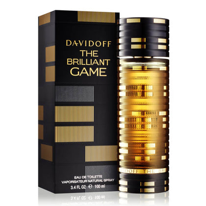 Davidoff The Brilliant Game For Men Perfume - 100ml