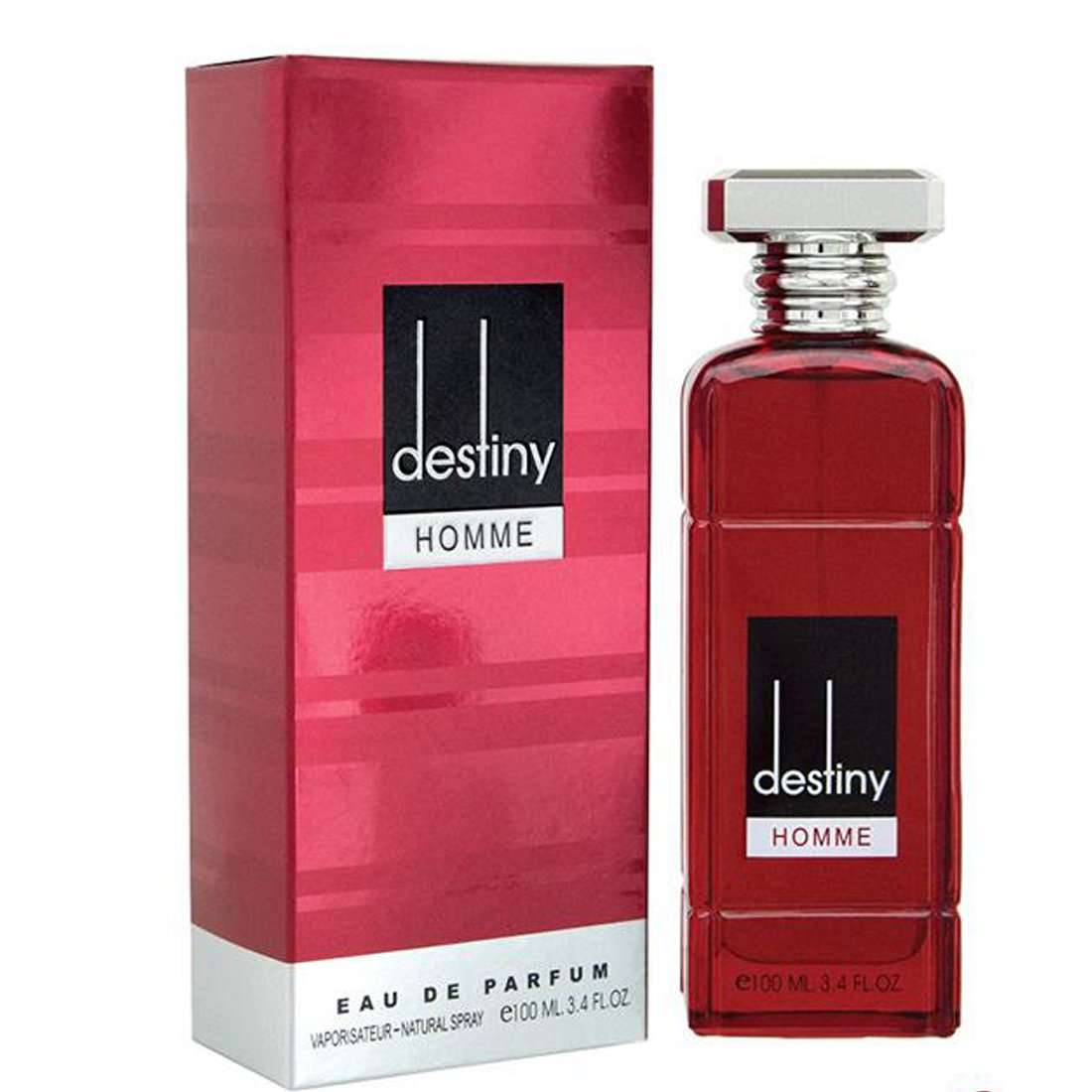 Lamuse Destiny Homme Perfume Spray - 100ml