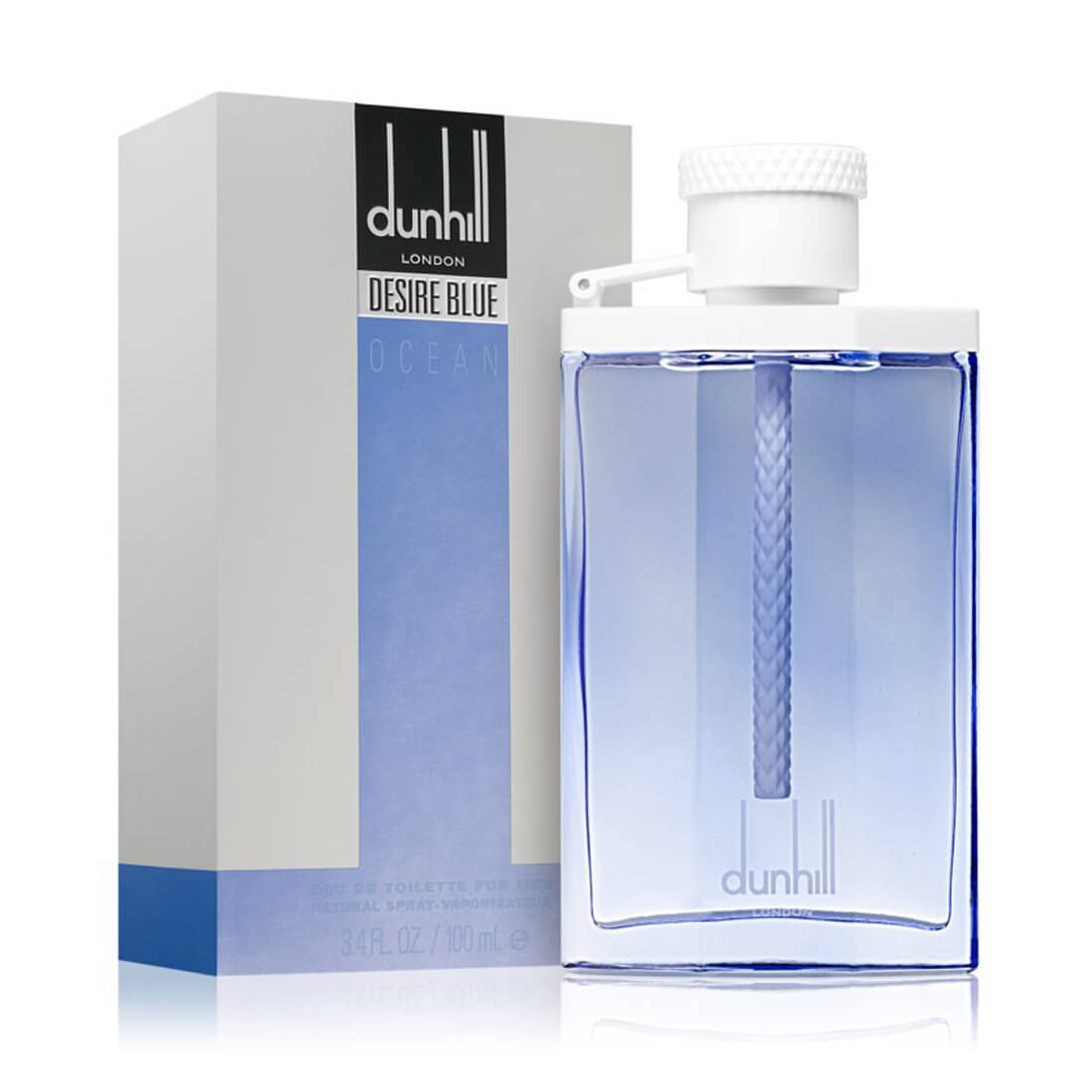Dunhill Desire Blue Ocean Eau De Toilette For Men 100ml