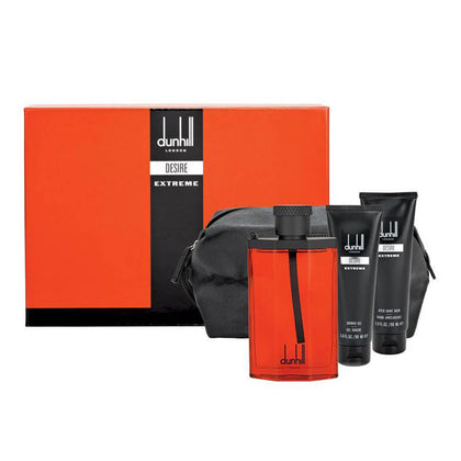 Dunhill Desire Red Extreme Gift Set For Men