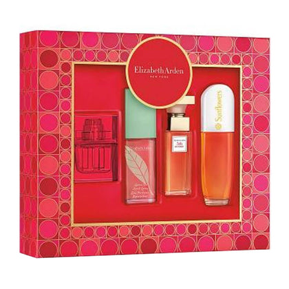 Elizabeth Arden Coffret For Women 4 Piece Variety Traval Gift Set