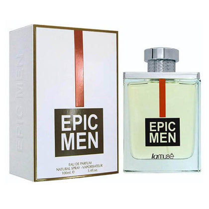 Lamuse Epic Men Perfume Spray - 100ml