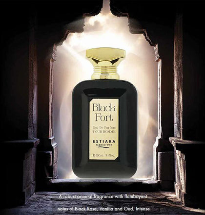 Estiara Black Fort Pure Original Eau De Perfume (Spray) - 100 ml - Sabkhareedo.com
