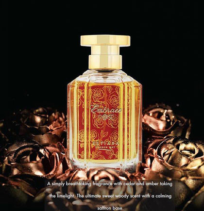 Estiara Embrace Rose Pure Original Eau De Perfume (Spray) - 100 ml - Sabkhareedo.com