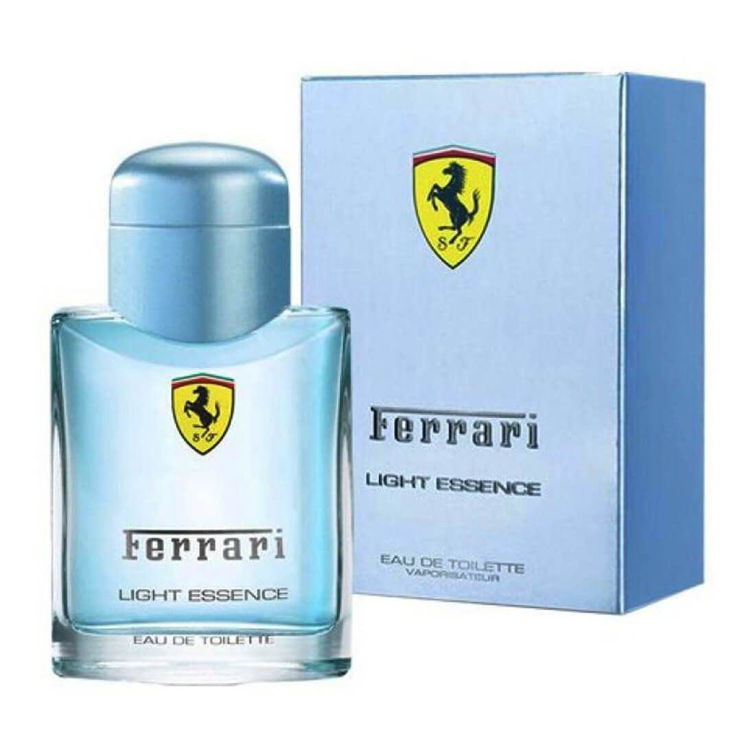 Ferrari Light Essence Perfume For Men - 125ml