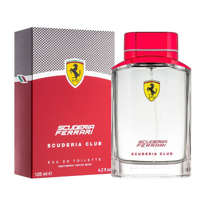 Ferrari Scuderia Club Perfume - 125ml