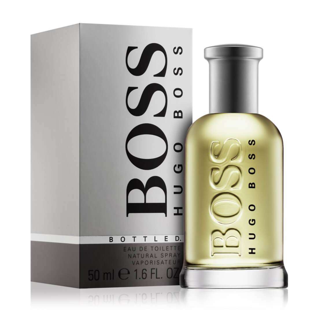 Hugo Boss Bottled Perfume