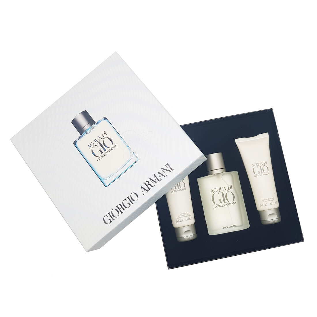 Giorgio Armani Acqua di Gio Pour Homme Gift Set For Men EDT