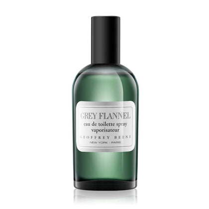 Geoffrey Beene Grey Flannel Eau De Toilette With Atomizer For Men - 120ml