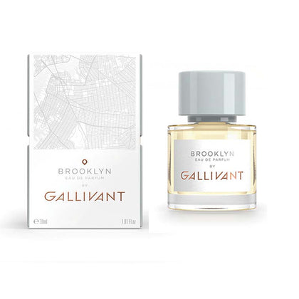Gallivant Brooklyn Eau de Parfum 30ml