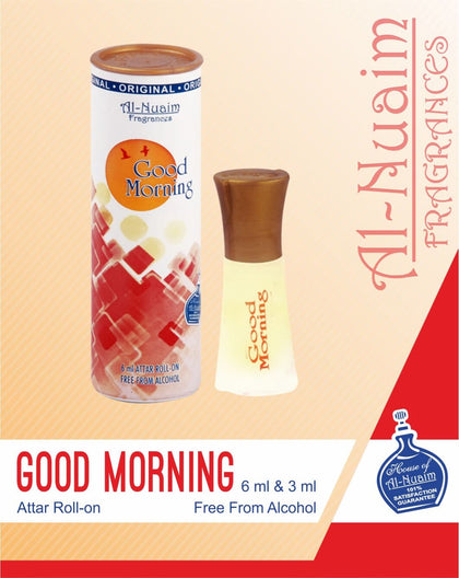 Al Nuaim Good Morning Attar 6ML