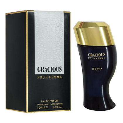 Lamuse Gracious For Women Perfume Spray - 100ml