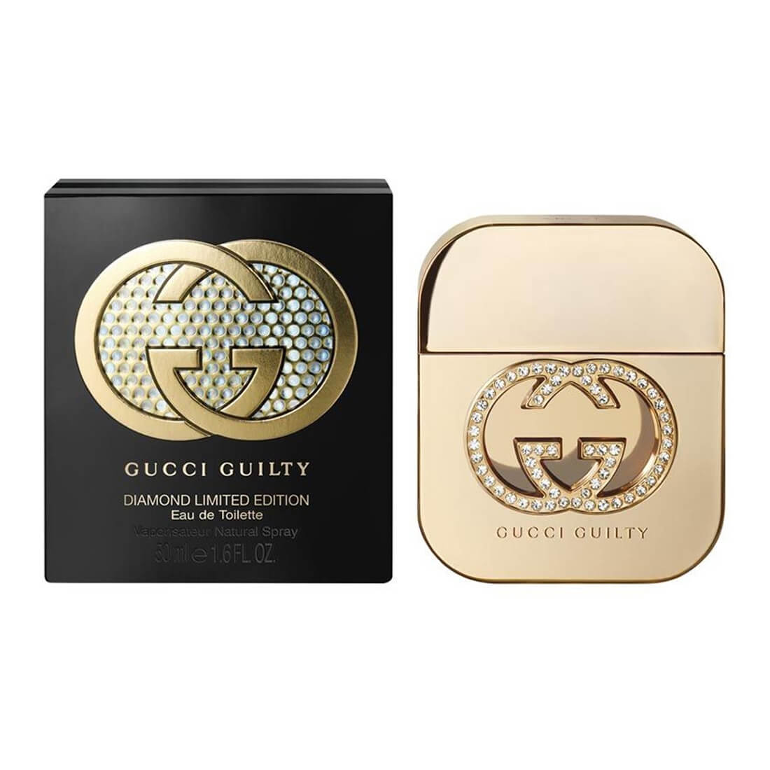 Gucci Guilty Diamond Limited Edition Eau De Toilette 50ml