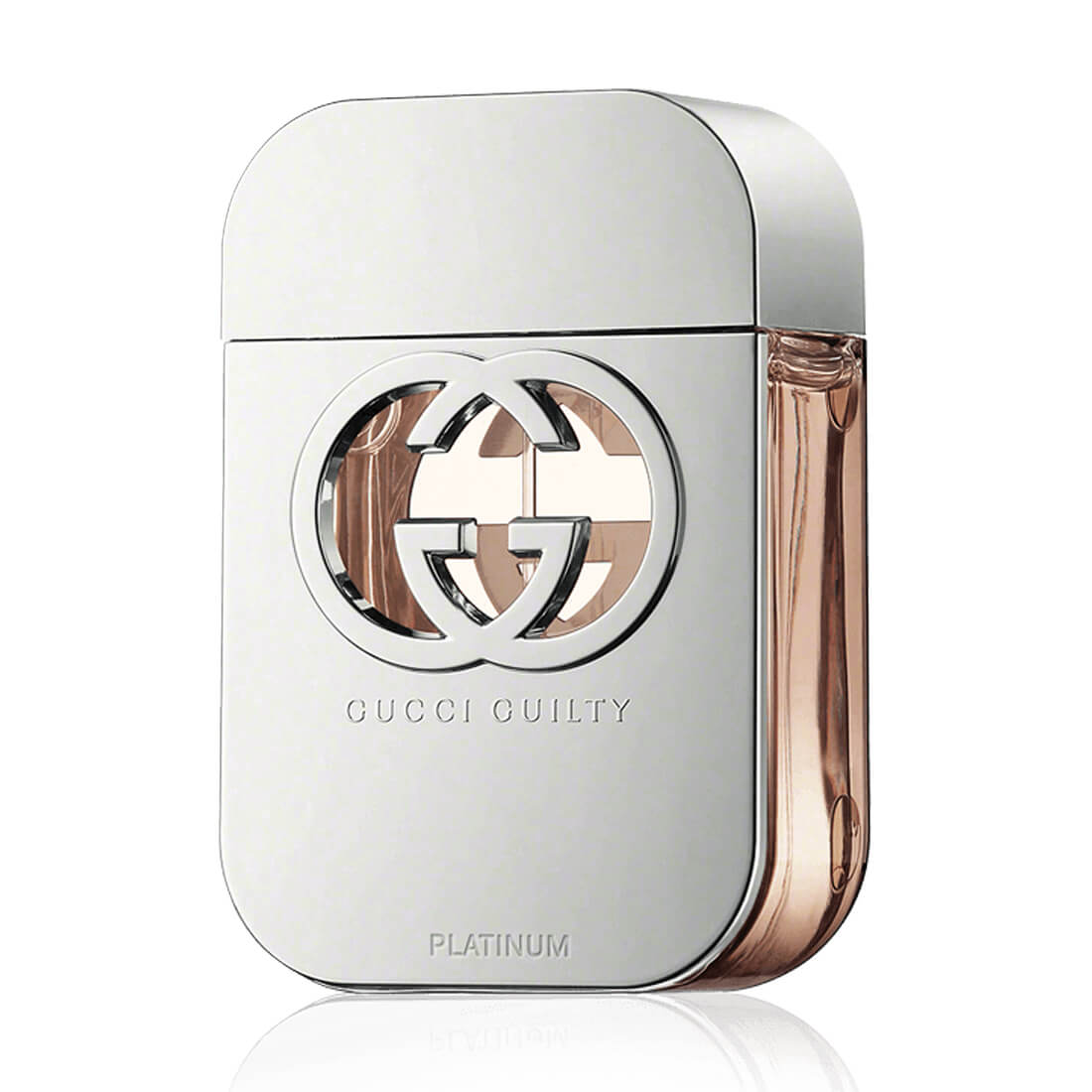 Gucci Guilty Platinum Edition Eau De Toilette 75ml