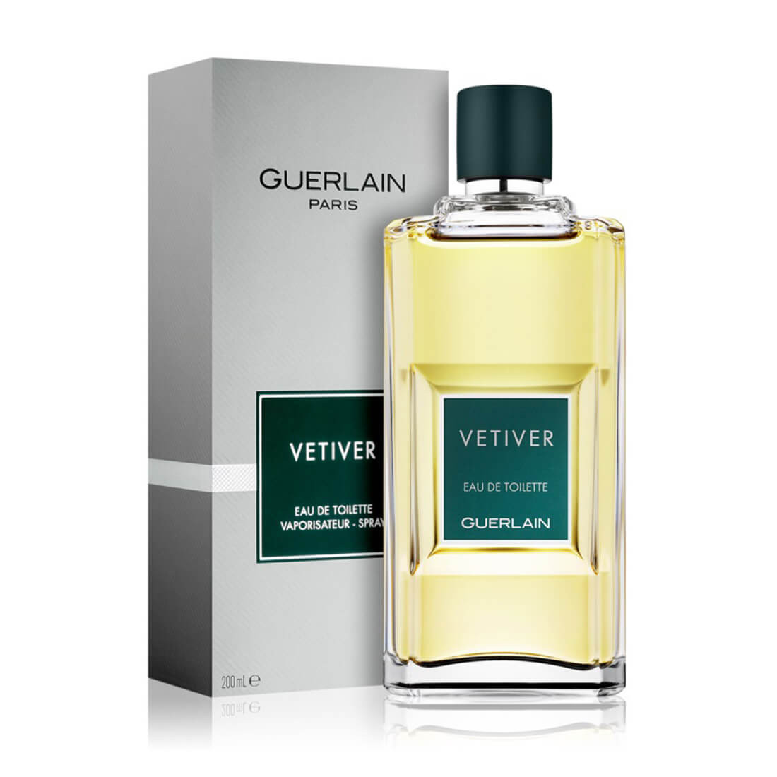 Guerlain Vetiver Eau De Toilette Perfume For Men - 200ml