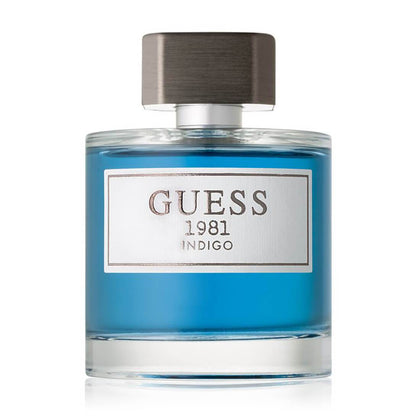Guess 1981 Indigo Eau De Toilette For Men - 100ml