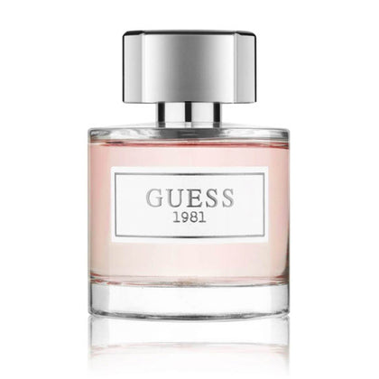 Guess 1981 Eau De Toilette For Women - 100ml
