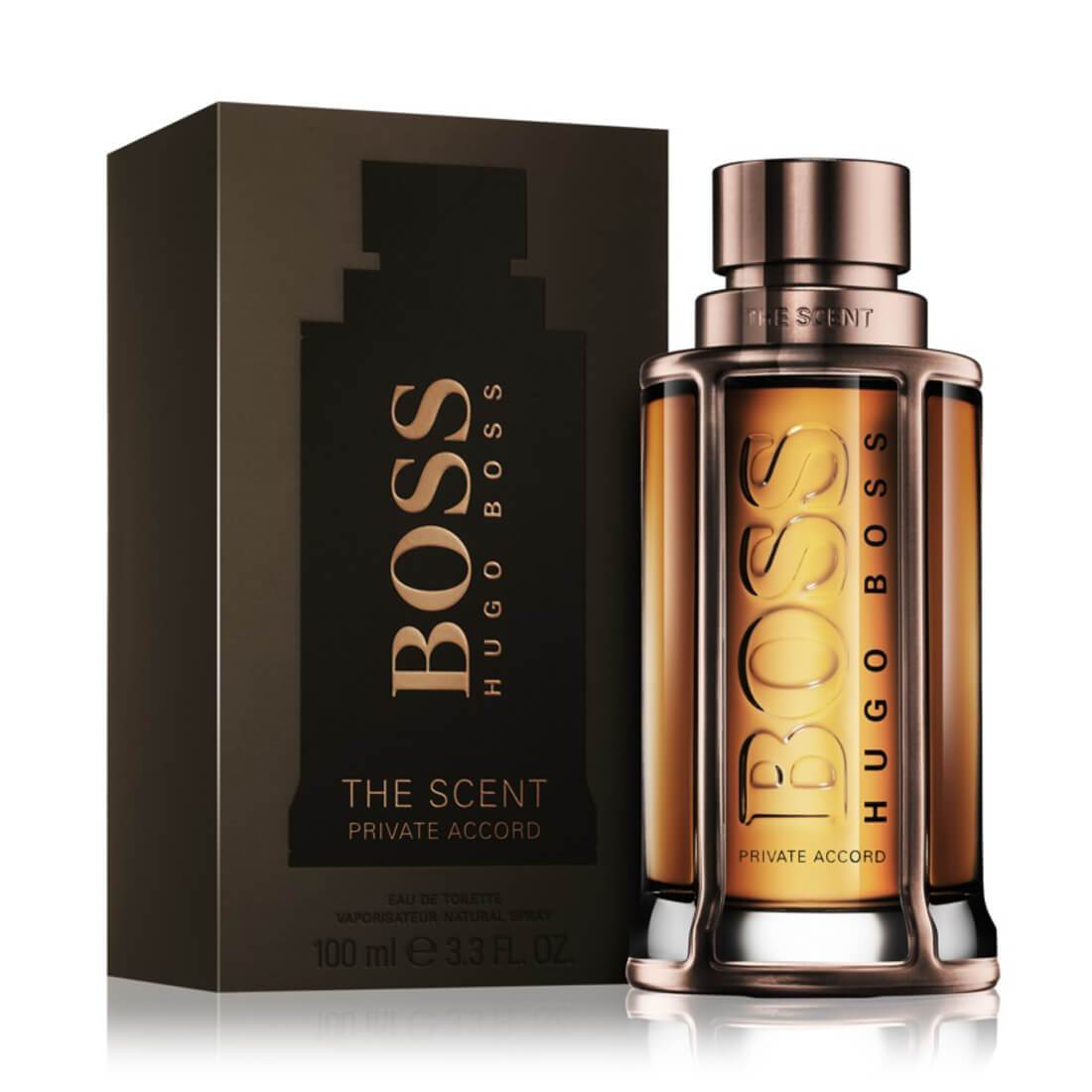 Hugo Boss The Scent Men Private Accord Perfume 100ml Fridaycharmcom