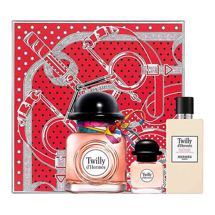 Hermes Twilly d'Hermes Eau de Parfum Spray Gift Set