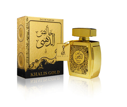 Khalis  Gold Perfume For Mens  100ML
