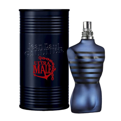 Jean Paul Gaultier Ultra Male Intense Eau De Toilette For Men - 125ml