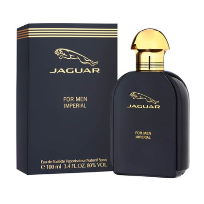 Jaguar Imperial EDT Perfume For Men - 100ml