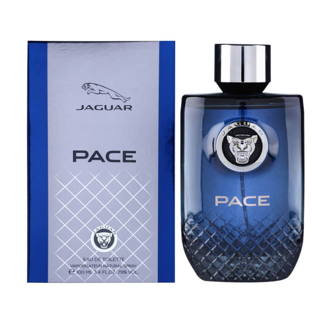 Jaguar Pace EDT Perfume For Men - 100ml