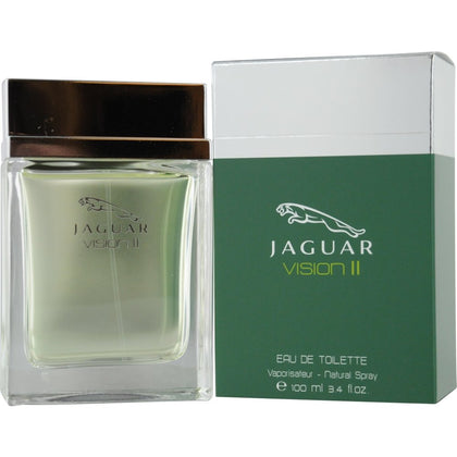 Jaguar Vision II Eau De Toilette Spray for Men 100ml