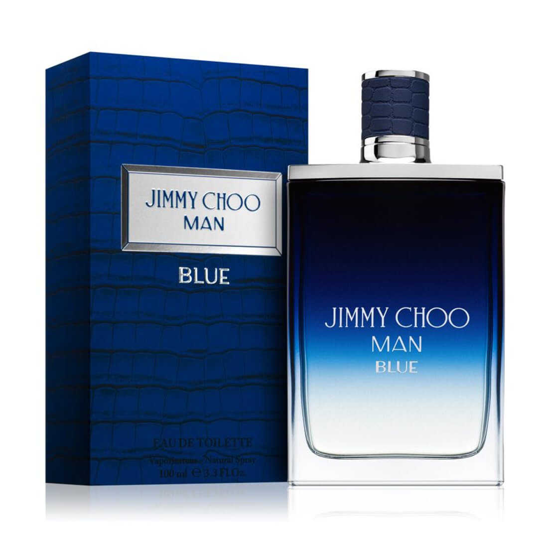 Jimmy Choo Man Blue Eau De Toilette For Men - 100ml