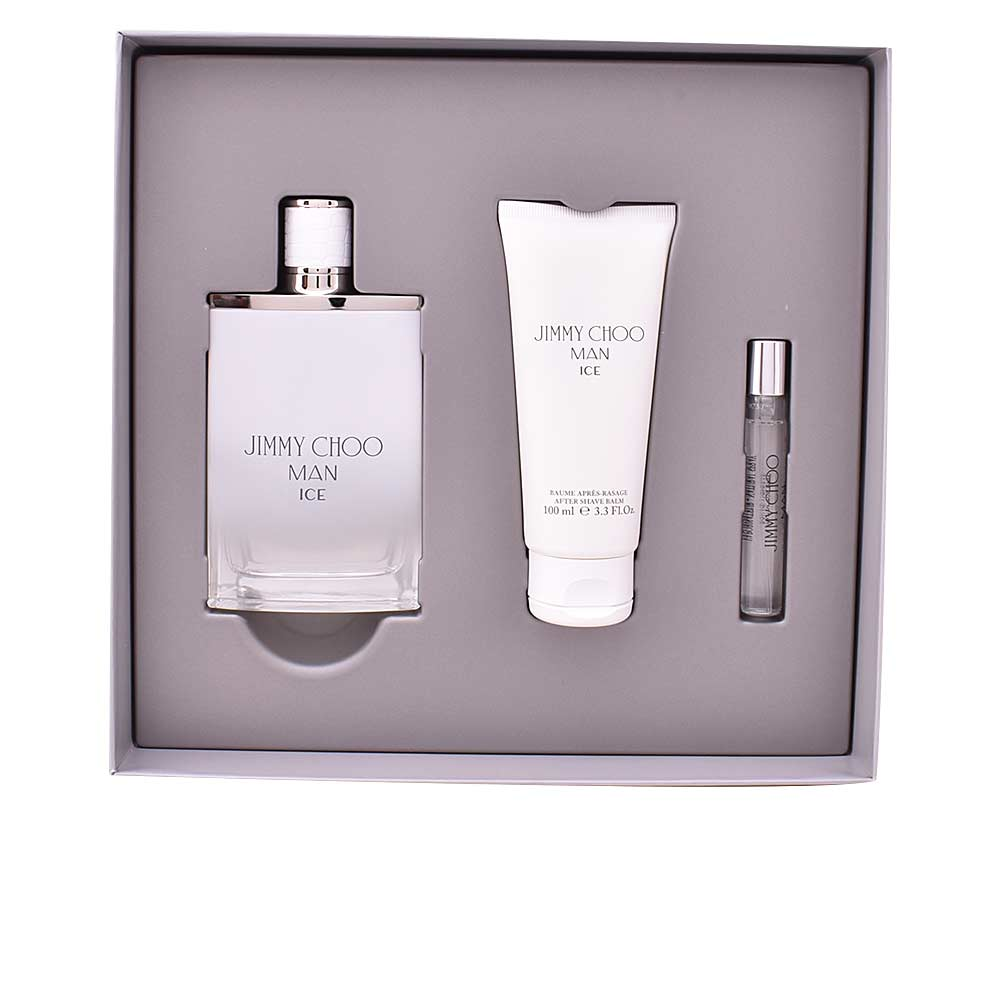 Jimmy Choo Man Ice Perfume Gift Set For Men