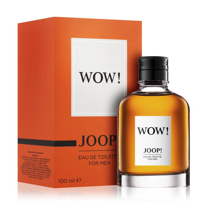 Joop Wow! Eau De Toilette For Men 100ml