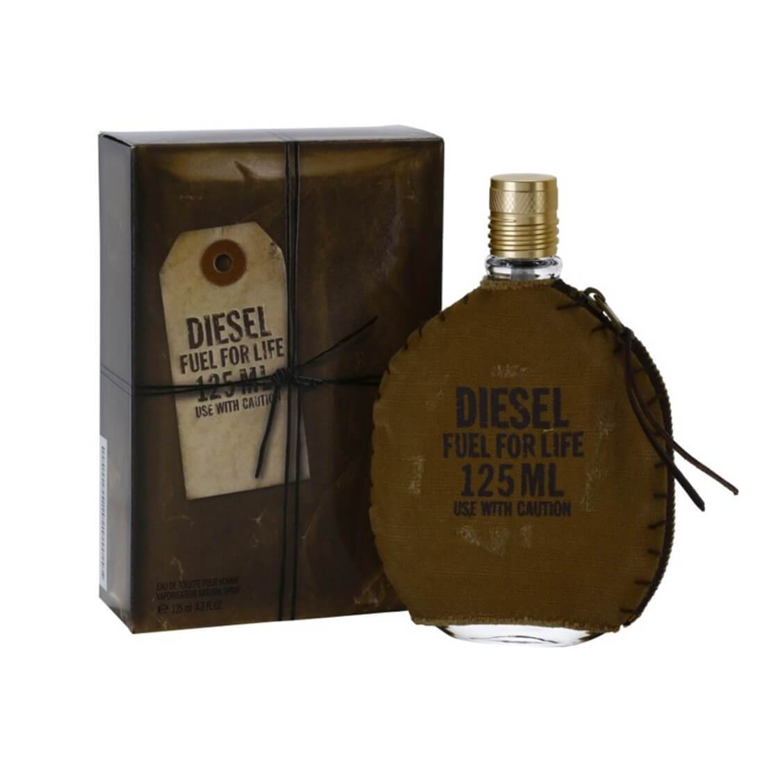 Diesel Fuel For Life EDT Perfume For Men - 125ml