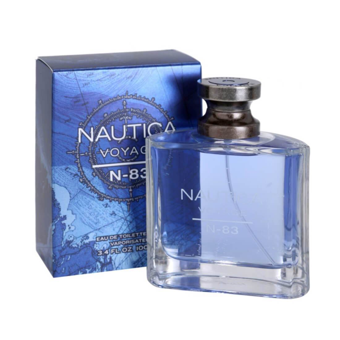 Nautica Voyage N-83 Eau De Toilette For Men - 100ml