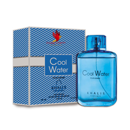 Khalis Cool Water Fragrance Spray - 100 ml