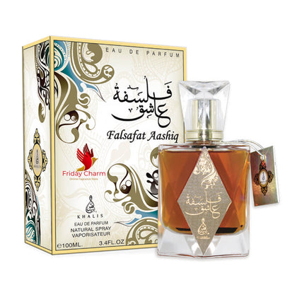 Khalis Falsafat Ashiq Fragrance Spray - 100 ml