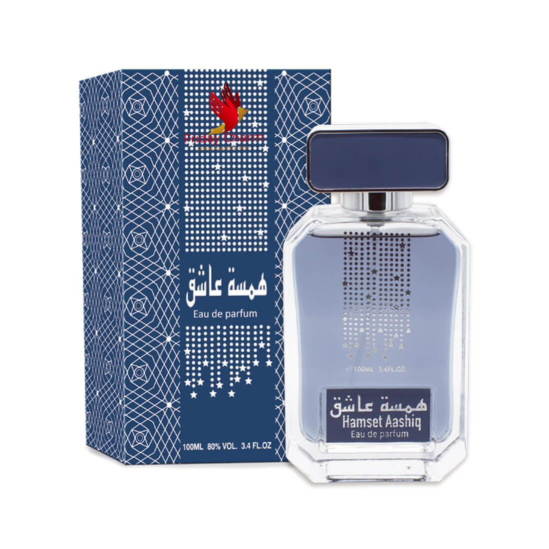 Khalis Hamset Aashiq Fragrance Spray - 100ml