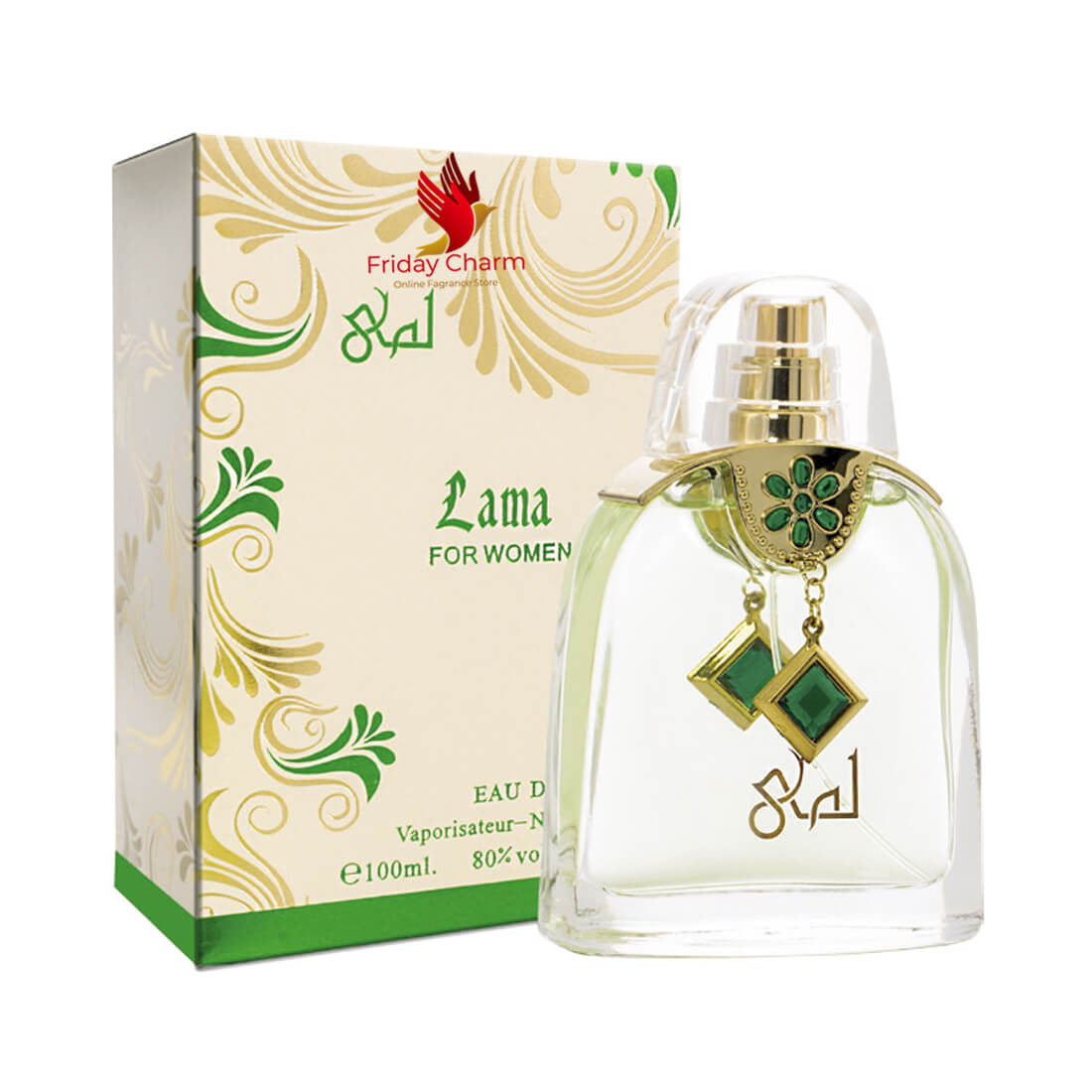 Khalis Lama Fragrance Spray - 100ml