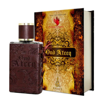 Khalis Oudh Ateeq Fragrance Spray 80ml