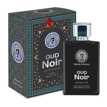 Khalis Oudh Noir Fragrance Spray - 50ml
