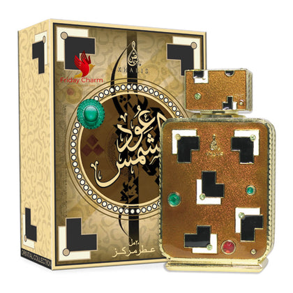 Khalis Oudh Al Shams Attar - 20ml