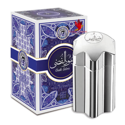 Khalis Oudh Silver Fragrance Spray - 100 ml