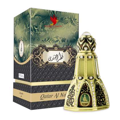 Khalis Qatar Nada Attar - 20ml